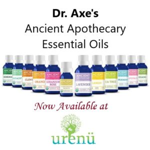 Dr. Axe's Ancient Apothecary Essential Oils